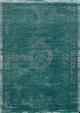 vintage vloerkleed Fading World - Medaillon   Jade 8258