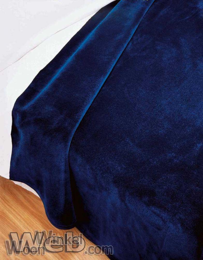 Acryl deken Millenium Super Soft - kleur 7 marine