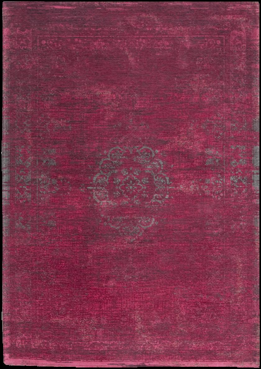 vintage vloerkleed Fading World - Medaillon | Scarlet 8260