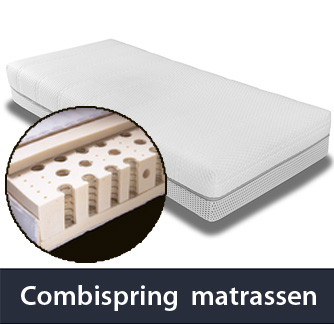 Combispring matrassen
