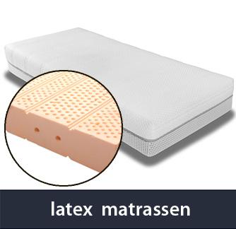 latex matrassen